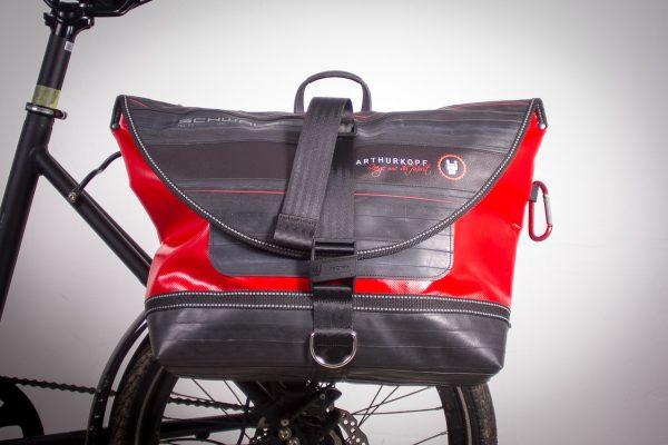 Fahrradtasche arthurkopf Fahrradschlauch